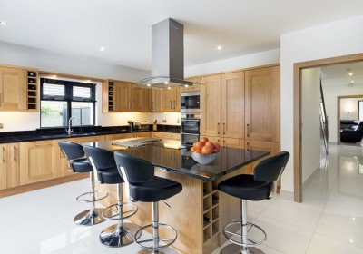 Nuala Burke Architect Malahide Ard Na Mara Kitchen