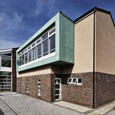 Architects Malahide Tennis Club Extension