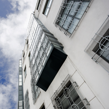 Commercial Architects Dublin. Worldcom building Lr Ernet Street