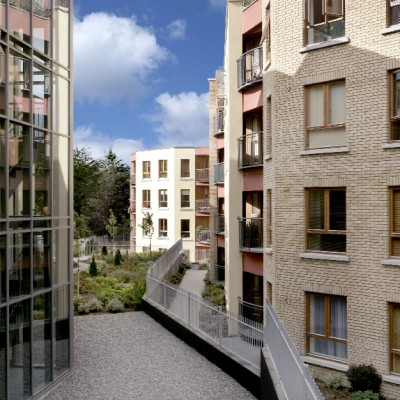 Architects Apartment Buildings Granitefield Manor Paul O'Dwyer