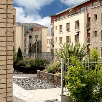 Architects Apartment Buildings Granitefield Manor Dun Laoghaire Paul O'Dwyer