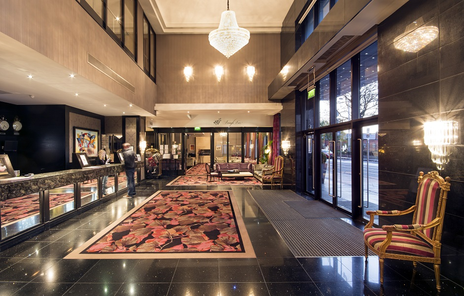Architects Dublin Aisling Hotel Refurbishment