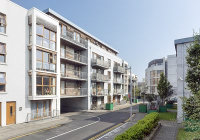 Apartment Architects Dublin Fairview Close