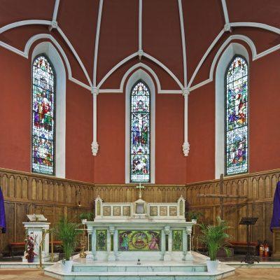 Conservation Architects Church restoration