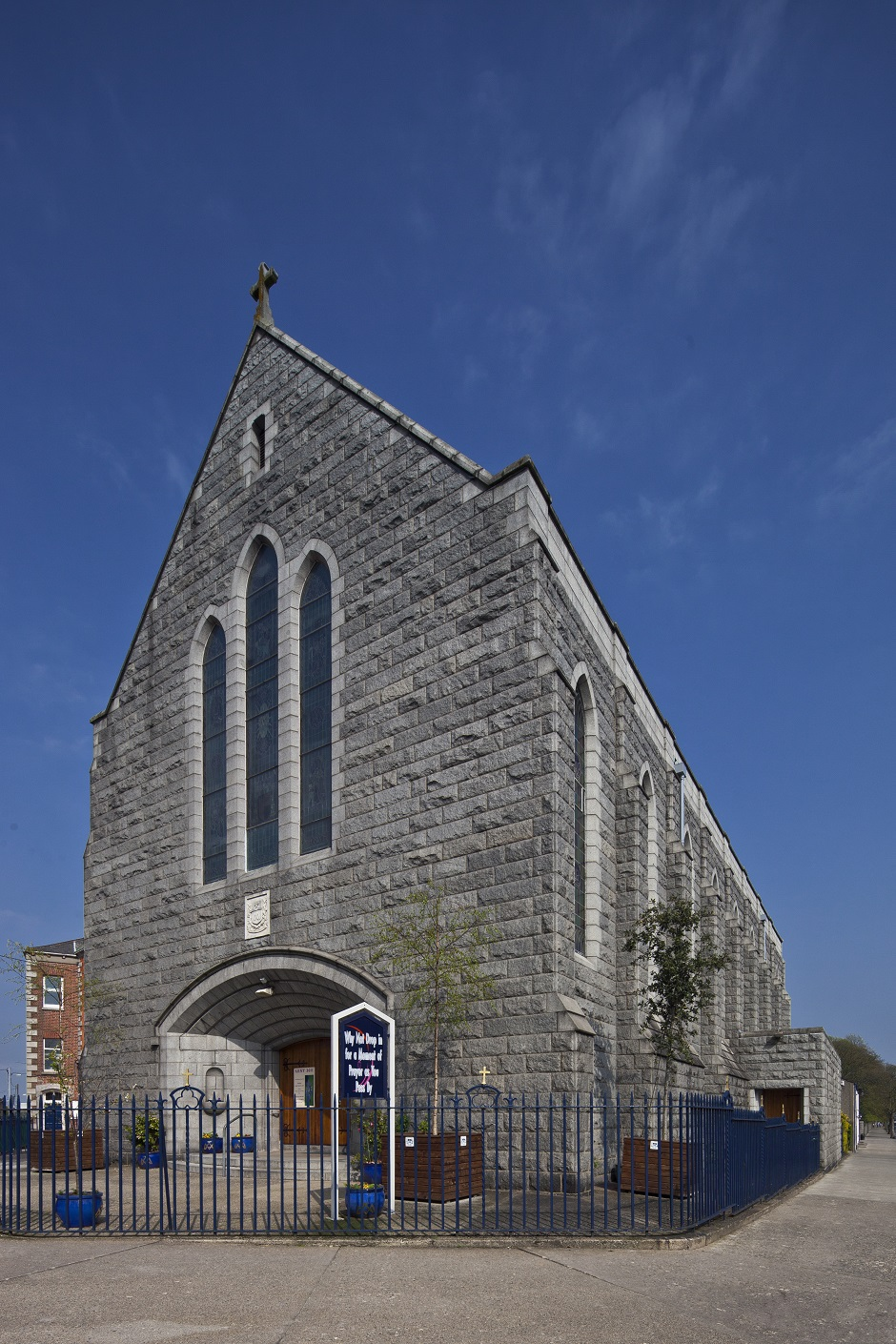 Conservation Architects St Mary's Church Dundalk Paul O'Dwyer