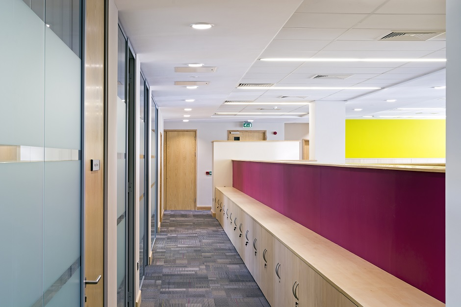 oda architects architects dublin office fit out interior architects