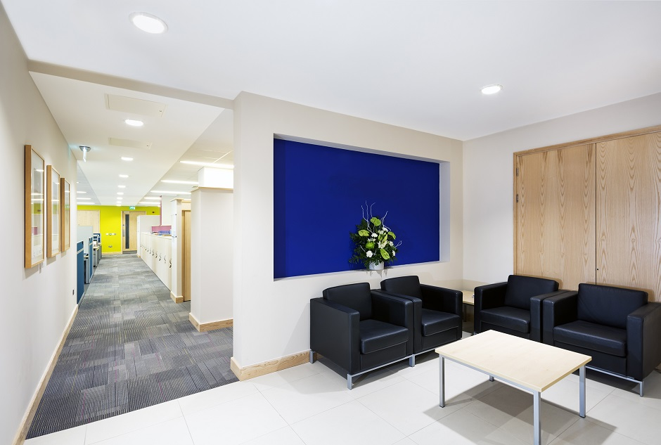 Office Fit-out, Nuala Burke ODA Architects,