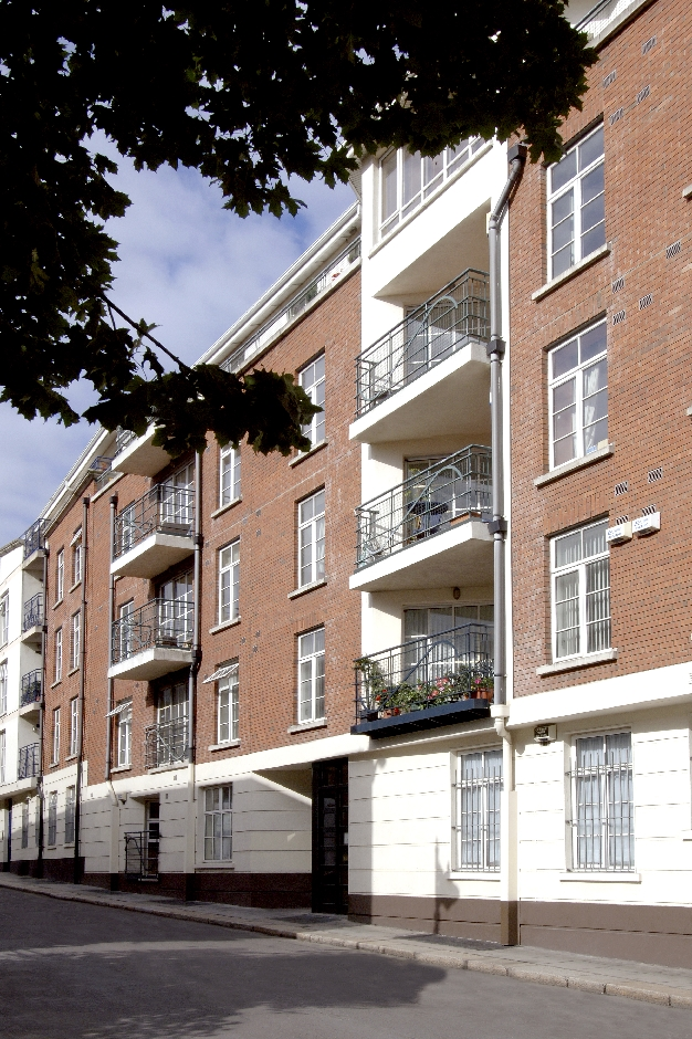 Architects Dublin Castle Apartments Development 5
