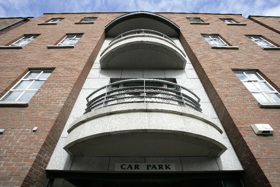 Architects Dublin Castle Apartments Development 2