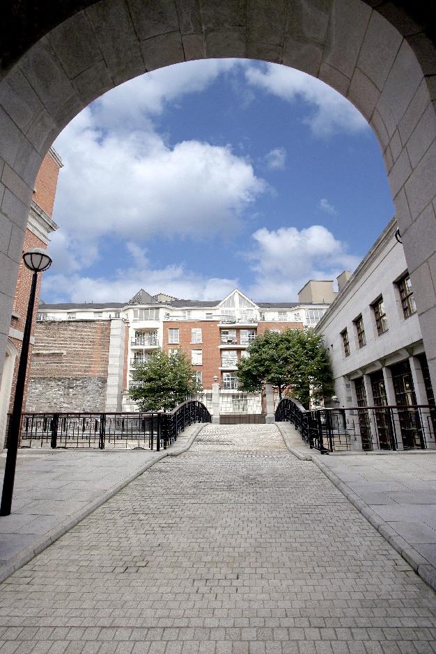 Architects Dublin Castle Apartments Development 1