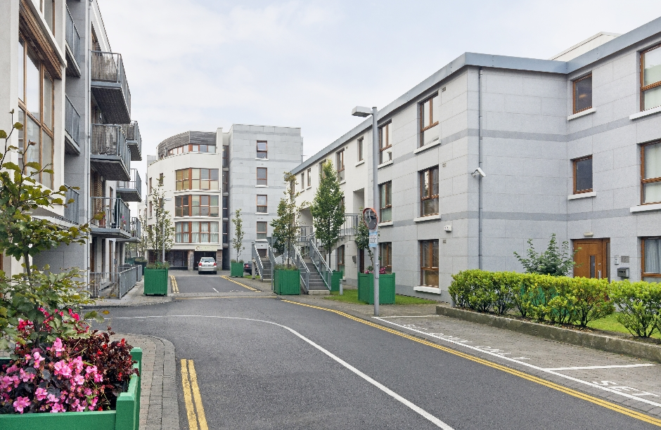 Architects Dublin Apartment Development Fairview Access
