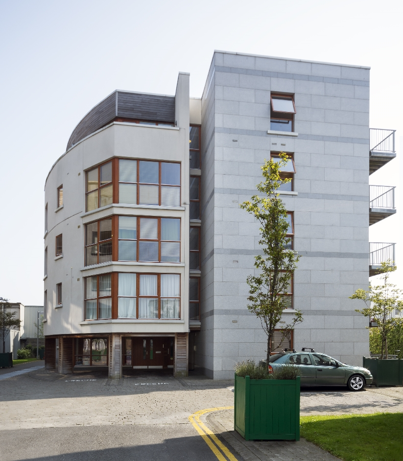 Architects Dublin Apartment Development Fairview