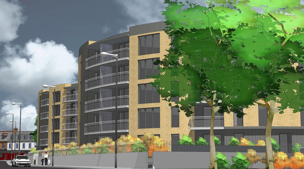 Commercial Architects Dublin Apartments Glasnevin
